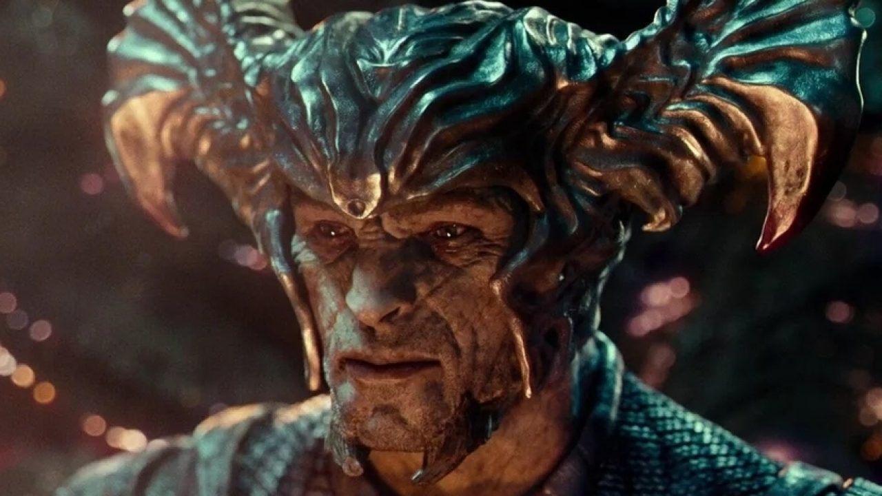 Justice League: Best Look Yet At Steppenwolf's Zack Snyder Cut Design