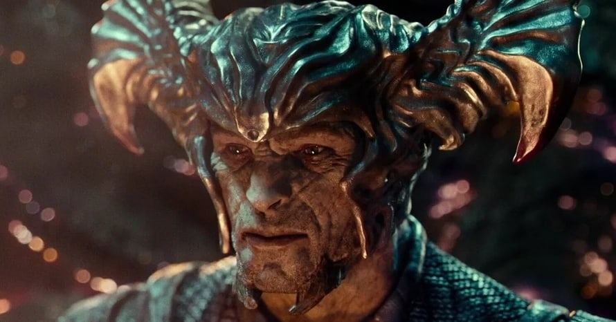 Justice League Steppenwolf Ciaran Hinds Zack Snyder Cut