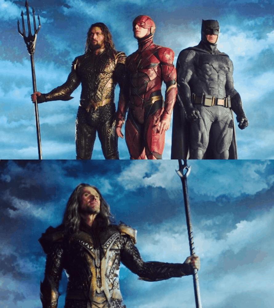 Justice League Willem Dafoe Vulko