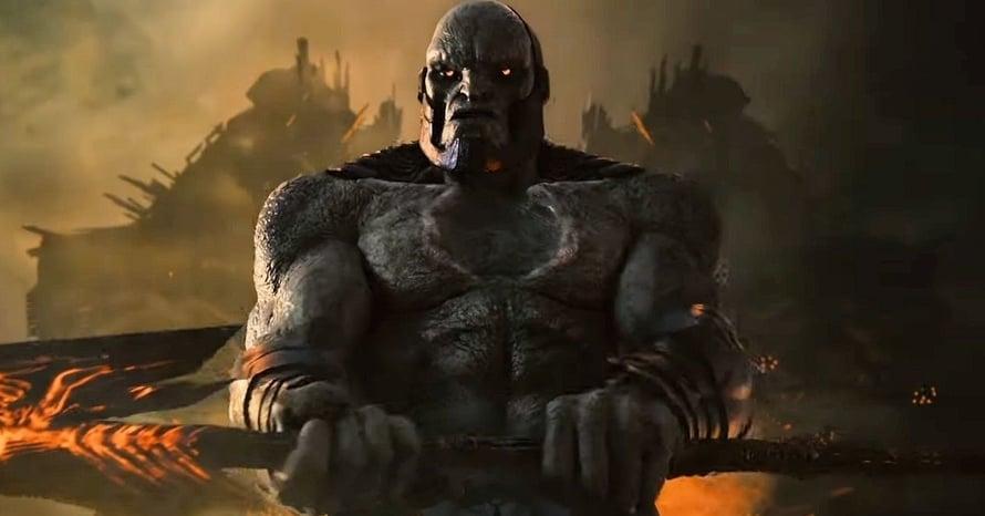 Justice League Zack Snyder Cut Trailer Darkseid HBO Max