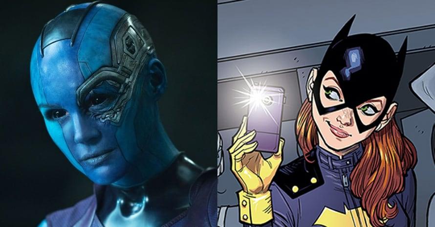 Karen Gillan Avengers Batgirl DCEU