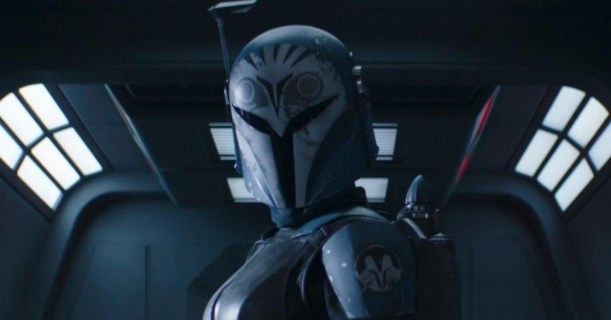 Katee Sackhoff The Mandalorian Star Wars Bo-Katan Kryze
