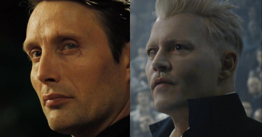 Mads Mikkelsen Looks Menacing As Johnny Depp's Grindelwald Replacement For 'Fantastic Beasts 3'