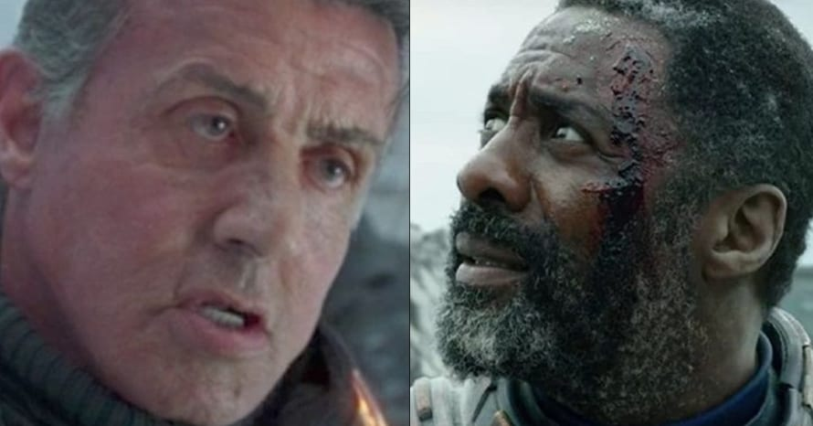 Sylvester Stallone James Gunn The Suicide Squad Idris Elba