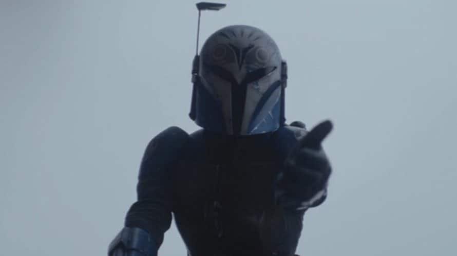 The Mandalorian Star Wars Bo Katan Katee Sackhoff
