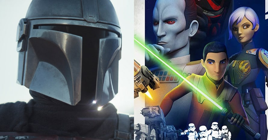 The Mandalorian Star Wars Rebels