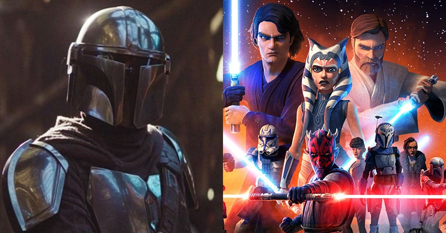 'The Mandalorian' Introduces Surprise 'Star Wars: The Clone Wars' Character