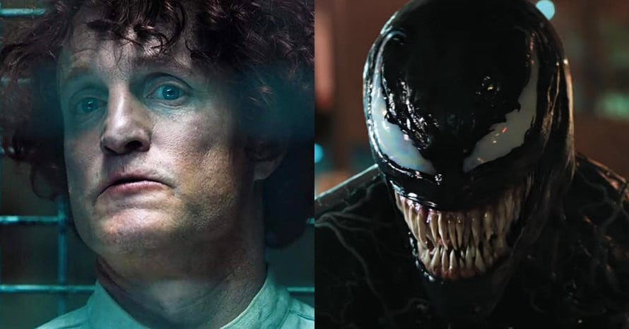 See Woody Harrelson Turn Into Carnage For Tom Hardy's 'Venom 2'