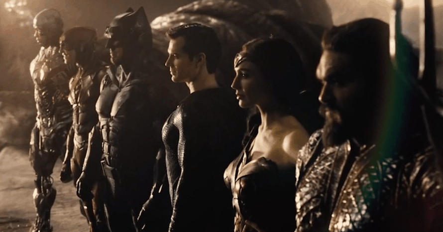 Zack Snyder Cut Justice League DC Army of the Dead