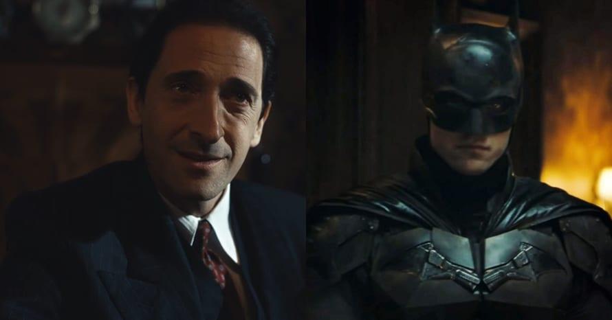 Adrien Brody The Batman Robert Pattinson Joker