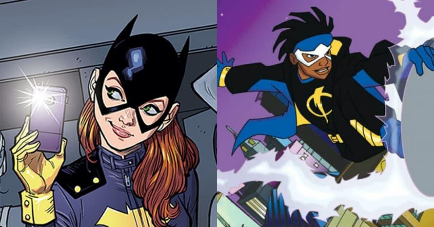 Batgirl Static Shock Michael B Jordan HBO Max