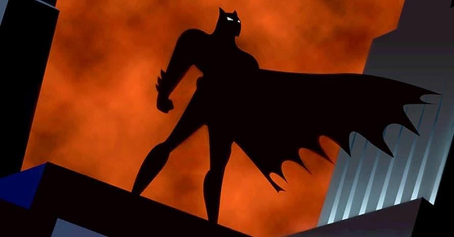 Batman: The Animated Series Batman Beyond HBO Max