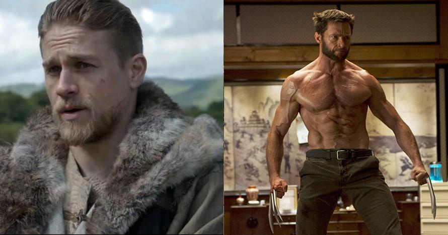 Charlie Hunnam Wolverine Hugh Jackman