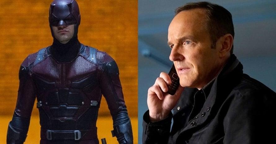 Daredevil Clark Gregg Agents of SHIELD Netflix Kevin Feige