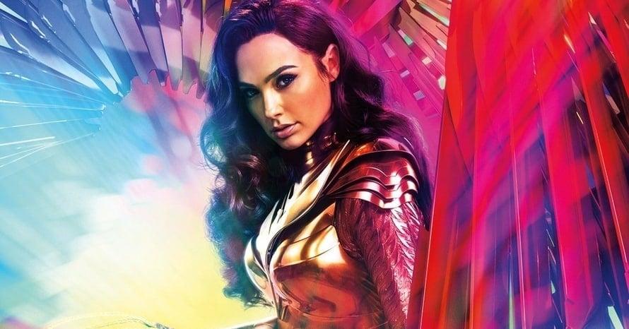 Gal Gadot Wonder Woman 1984 IMAX Patty Jenkins Warner Bros.