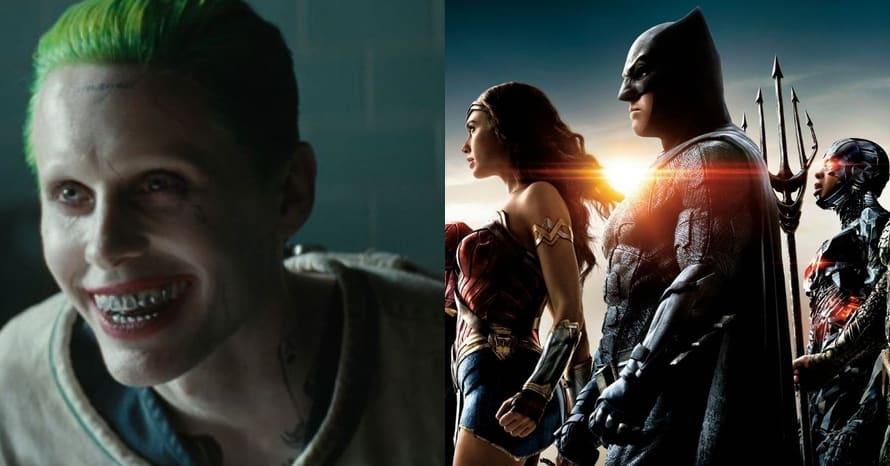 Joker Jared Leto Justice League Zack Snyder