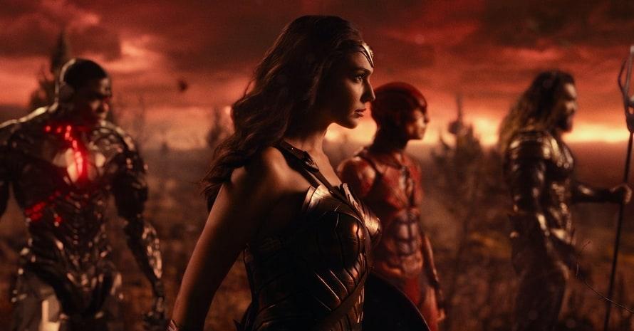 Patty Jenkins Joss Whedon Wonder Woman Justice League Gal Gadot
