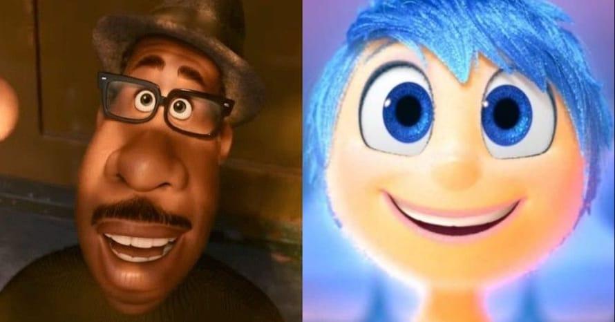 Soul Inside Out Pixar Disney Pete Docter