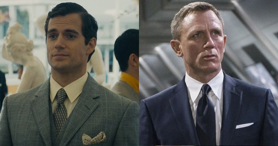 Superman Henry Cavill James Bond Daniel Craig