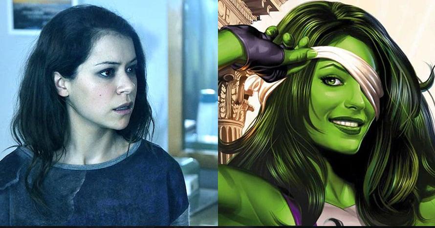 Tatiana Maslany She-Hulk Jennifer Walters