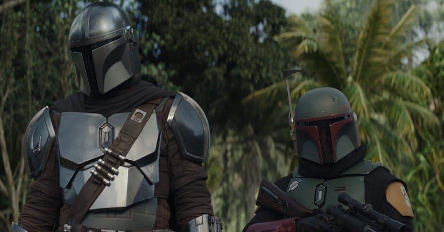 The Mandalorian Boba Fett Jon Favreau Disney Star Wars