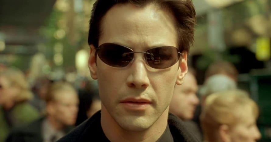 The Matrix 4 Neo Keanu Reeves Warner Bros.