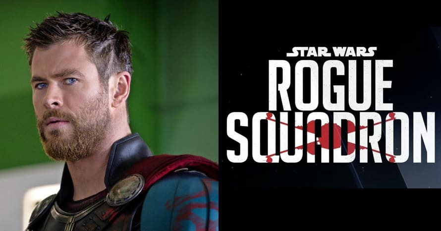 Thor: Love and Thunder Rogue Squadron Disney
