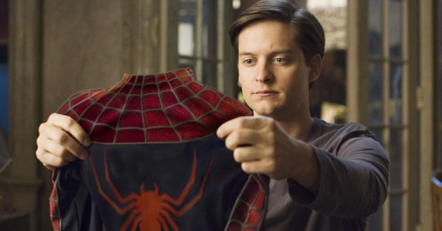 Tobey Maguire Tom Holland Spider-Man 3