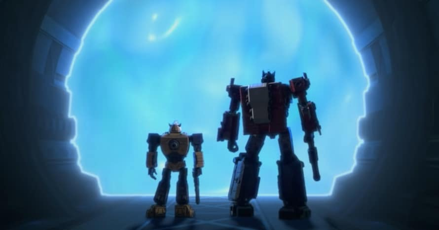 Transformers War for Cybertron Earthrise