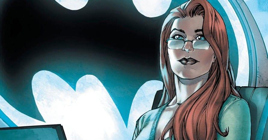 Barbara Gordon DC Comics Savannah Welch Titans