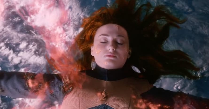 Dark Phoenix X-Men Fox Disney Jean Grey Sophie Turner