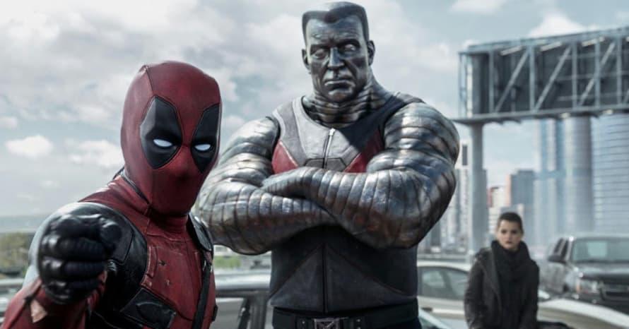 Deadpool 2016 Fox Marvel Ryan Reynolds