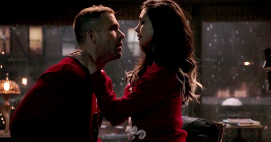 Deadpool 2016 Wade Vanessa Fox Marvel Ryan Reynolds Morena Baccarin