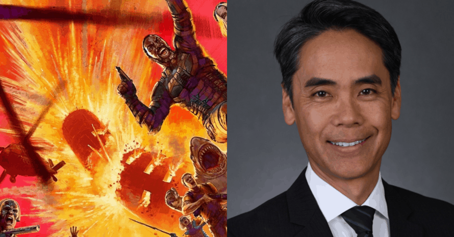 Walter Hamada Extends Contract As DC Films President