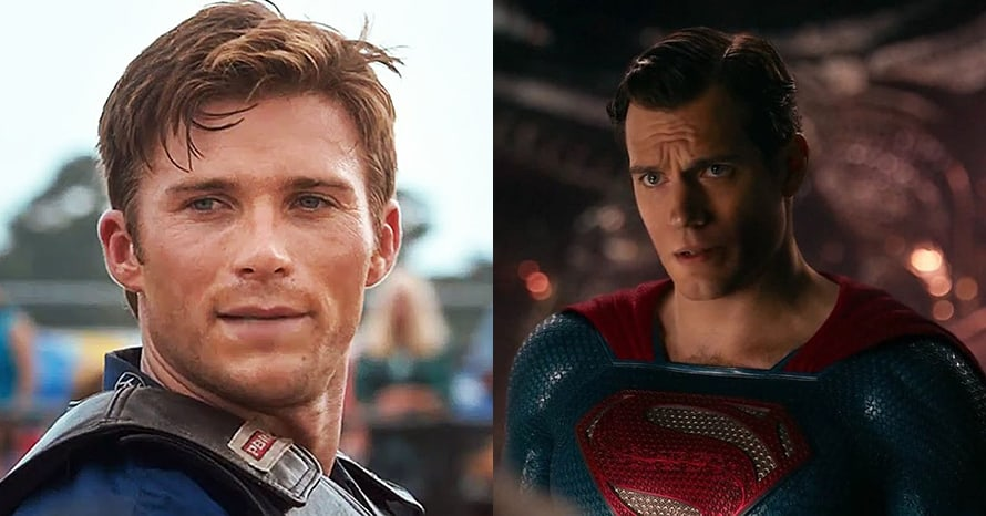 Henry Cavill Scott Eastwood Superman