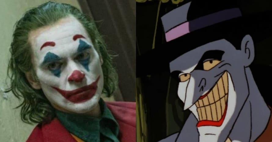 Joaquin Phoenix Joker Batman The Animated Series