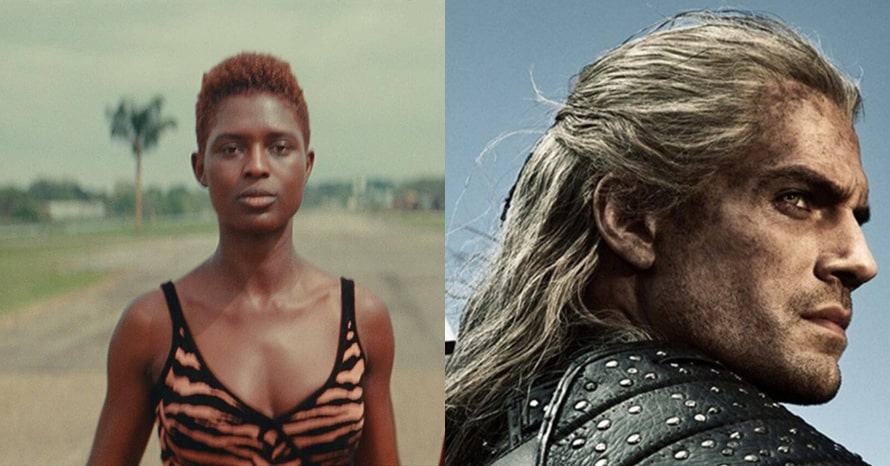 Jodie Turner-Smith The Witcher Henry Cavill
