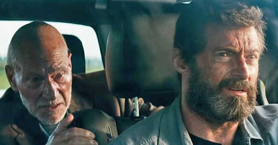 Logan X-Men James Mangold Hugh Jackman Patrick Stewart Fox Marvel 2017