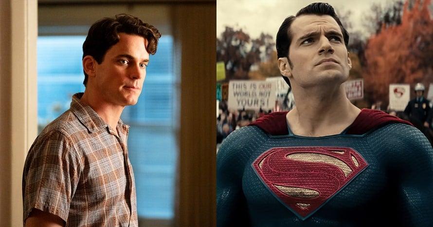 Matt Bomer Henry Cavill Superman Man of Steel