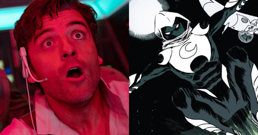 Oscar Isaac Shows Off Brutal 'Moon Knight' Stunt Training In New Video