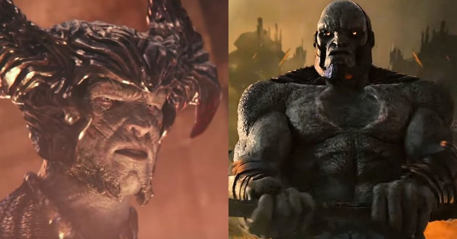 <div>New 'Justice League' Images Highlight Zack Snyder's Darkseid & Steppenwolf</div>
