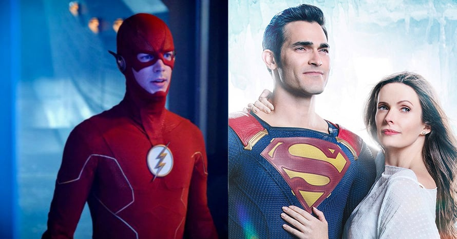 The Flash Superman and Lois The CW