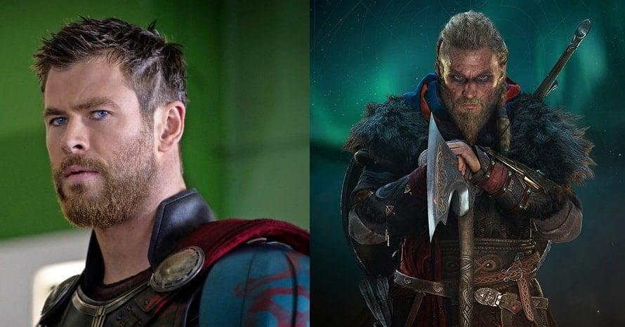 Thor Avengers Chris Hemsworth Valhalla