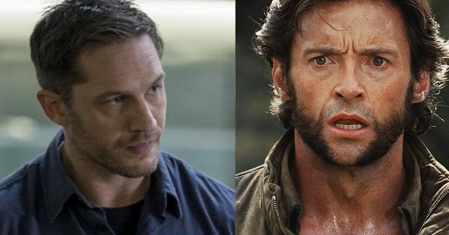 Wolverine Tom Hardy Hugh Jackman