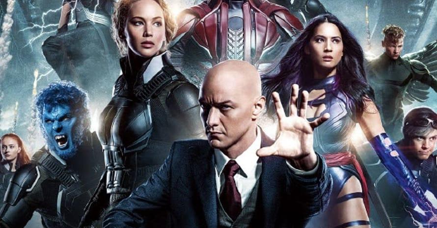 X-Men Apocalypse 2016 Bryan Singer Fox Marvel