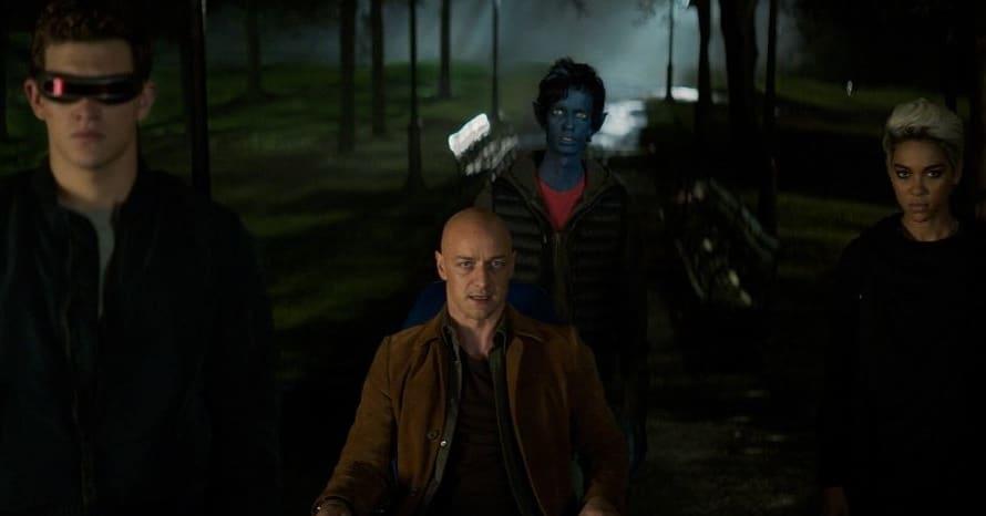 X-Men Dark Phoenix Scott Kurt Charles Ororo Fox Marvel 2019 Simon Kinberg
