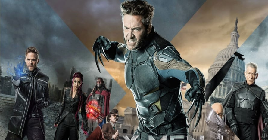 X-Men Days of Future Past Fox Marvel Bryan Singer 2014