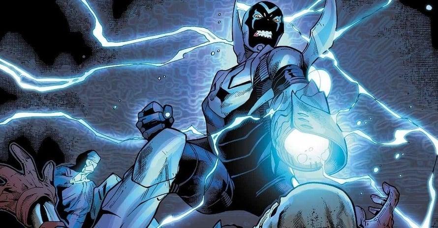 Blue Beetle Angel Manuel Soto Jaime Reyes Warner Bros. DC Charm City Kings