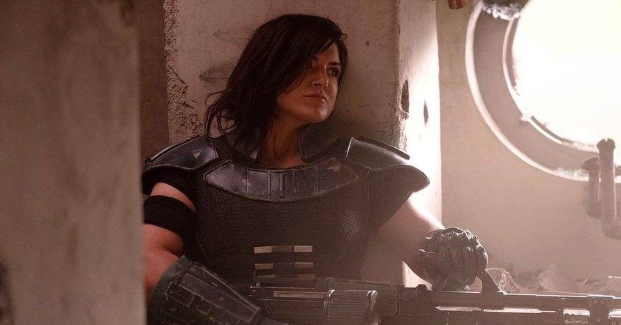 Gina Carano Cara Dune The Mandalorian Star Wars Lucasfilm