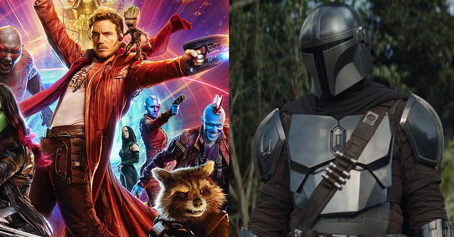 'Guardians of the Galaxy vol. 3' To Use 'The Mandalorian' Visual Technology